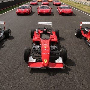 Conduce un Ferrari F430 F1 y Fórmula 3 - Teruel