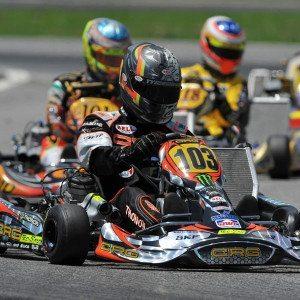 Kart de competición de 32 cv - Barcelona