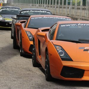Conduce un Lamborghini Gallardo - Los Arcos
