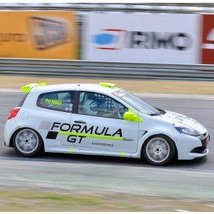 Copilota un Renault Clio Cup de competición - Cheste