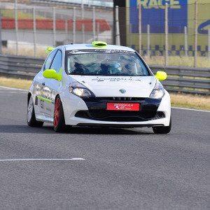 Copilota un Renault Clio Cup de competición - Monteblanco