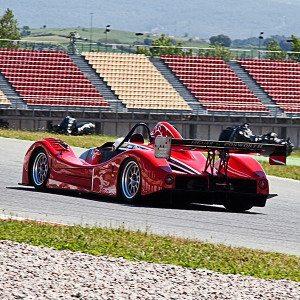 Copilotaje con Palmer Jaguar JP1 de competición - Montmeló