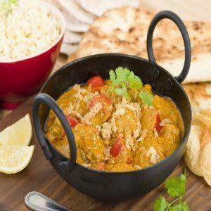 Curso de Cocina India - Madrid