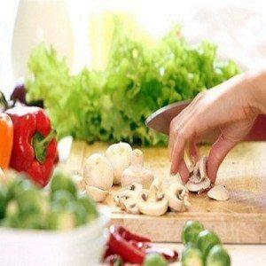 Curso de Cocina Sana - Madrid