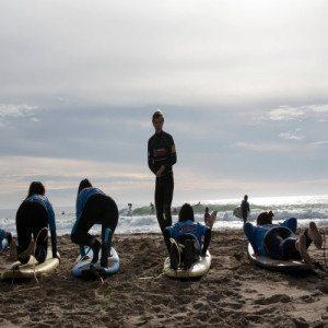 Curso de Surf Avanzado - Barcelona