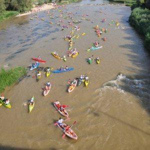 Descenso en Kayak por el Ebro - Tarragona