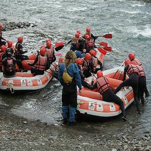 Descenso Rafting Infantil - Lleida