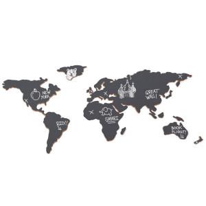 Die Welt als Tafel - Wohnelement