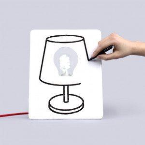 Eine Lampe - unendliche Möglichkeiten
