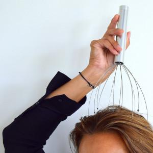 Elektrisches Kopfmassagegerät