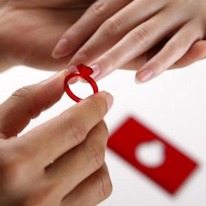 Anillos de compromiso de urgencia - Ideas románticas