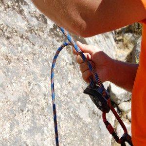 Escalada en roca - Madrid