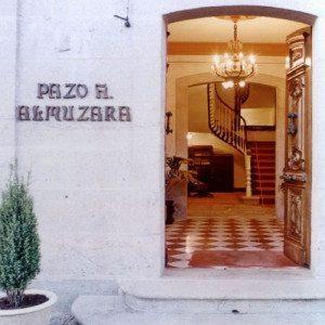 Escapada al Pazo Almuzara, cena y termas - Ourense