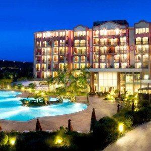 Noche Romántica en Hotel 4*Spa, Ictioterapia y cena - Alicante
