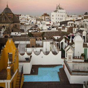 Escapada Romántica - Relax en Hotel 4* - Sevilla