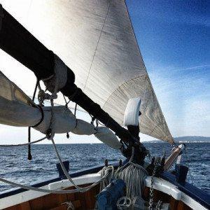 Excursión a vela latina - Girona