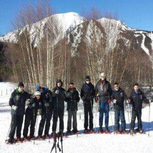 Excursión con Raquetas de Nieve - La Cerdanya