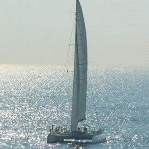 Excursión en Gran Catamarán con Barbacoa - Tarragona