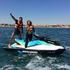 Excursión en Moto de Agua - Valencia