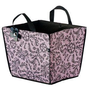 """Faltbare Aufbewahrungsbox """"Flower Lace"""""""