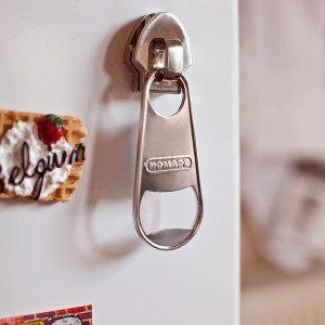 "Abridor ""cremallera"" – original complemento para tus fiestas"
