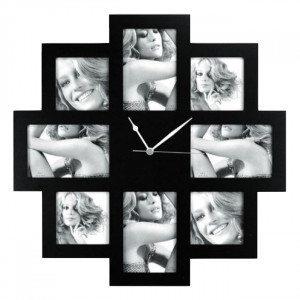 Marco reloj con fotos