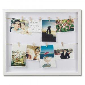 Porta fotos tendedero - Cuelga tus mejores recuerdos