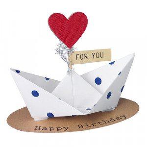 """Mensaje de felicitación """"Happy Birthday"""" - Para su día especial"""