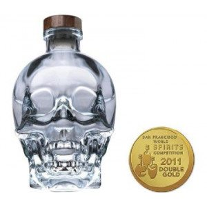 Crystal Head Vodka - Un regalo sorprendente de alta calidad