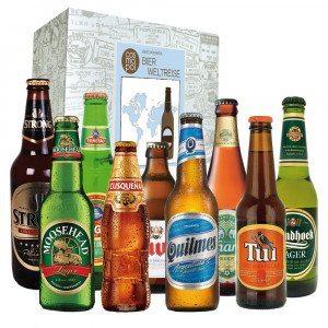 Geschenkset Bier-Weltreise