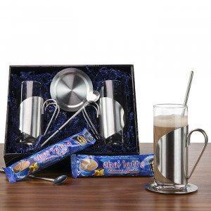 "Set de té ""Chai latte"" - Disfruta del auténtico sabor de la India"
