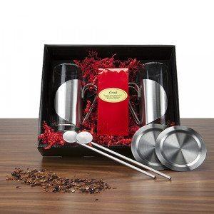 Geschenkset für Teeliebhaber