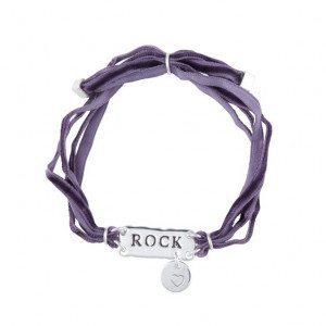 Glücksarmbänder - Rock