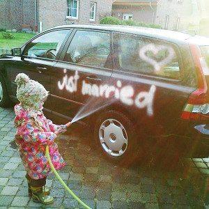 Graffiti para boda - Deja una frase para la eternidad