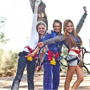 Gymkhanas multiaventura para 8 personas - Segovia