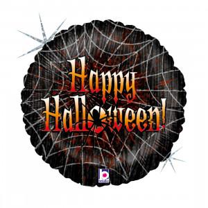 Globo de helio - terrorífico Halloween