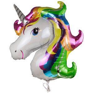"""Globo de helio """"Unicornio"""""""