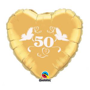 """Globo de helio """"50"""""""