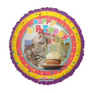 """Globo de helio """"Happy Birthday"""""""