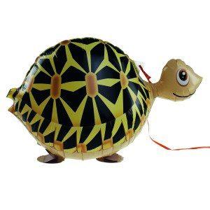 "Globo de helio ""Tortuga"" – una simpática mascota"