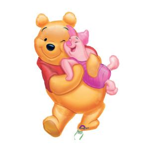 Globo de helio de Winnie & el cerdito