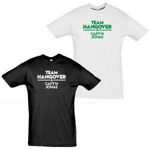Camiseta de hombre «Team» - Personalizable