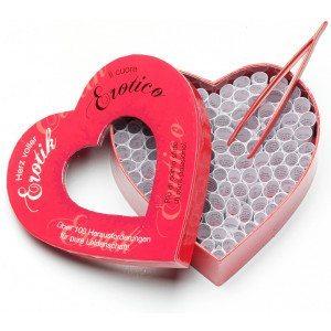 Un juego solo apto para parejas - Corazón Erótico