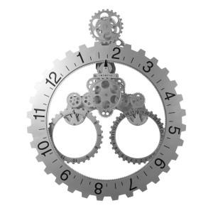 Imposante Kalender-Uhr