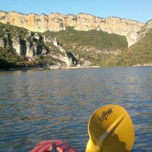 Iniciación al kayak para dos - Álava