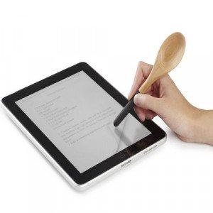 iSpoon - La cuchara tecnológica para usar con tu Tablet
