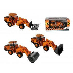 Juego de tractor para niños
