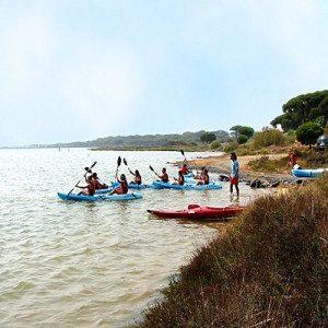Kayak - Huelva