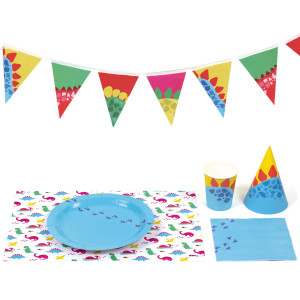Caja de fiesta para cumpleaños infantiles