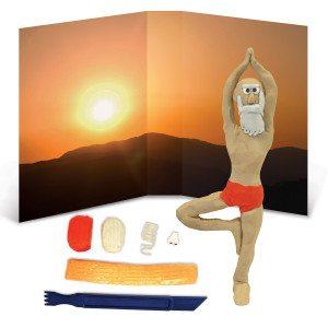 Knet dir einen Yogi